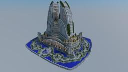 Anno 2070 Eco City Minecraft Project