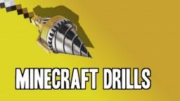 TUTORIAL - Drill in Vanilla Minecraft 1.8 Minecraft Blog