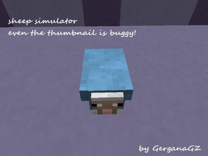 One Command Creation] Sheep Simulator by GerganaGZ! - A little