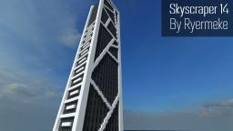 Skyscraper 14 Minecraft Map & Project