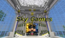 SkyDoesMinecraft Mini-Games Minecraft Map & Project