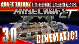 Minecraft: EP30: Replay Mod Cinematic! (LP Craft Theory 60FPS) Minecraft Map & Project