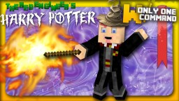 Harry Potter spells & magic weapons with only one command block Minecraft Map & Project
