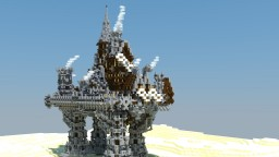 Exode      A Steampunk City Minecraft Map & Project