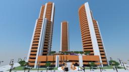 Sunny Island Estate Minecraft
