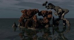Ceaco Island - A Hypermine build Minecraft