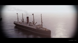 Titanic Rescue Ship RMS Carpathia Minecraft