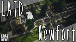 [LATD] Newfort - A suburban town Minecraft Map & Project