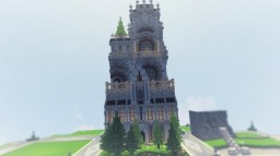 Small Gothic Plot Minecraft