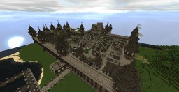 Apex: Medieval City Minecraft Project