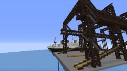 White Star Shipyard (2015) Minecraft Project