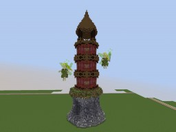 Ze Magical Tower Minecraft Map & Project
