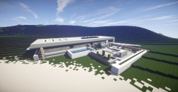 La Papousse - Minimalistic house by Tatsby Minecraft Map & Project