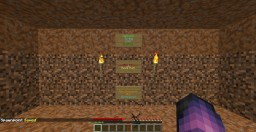 Dirt Temple Minecraft Map & Project