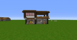 Bakery Minecraft Map & Project