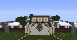 BlockFace Zoo Minecraft Project