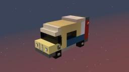 Vinci Autoroutes Van-Renault Master-A Project by mrtrollman Minecraft