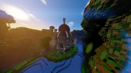Roundus Castle Minecraft