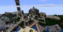 The BobbenBook Minecraft Server
