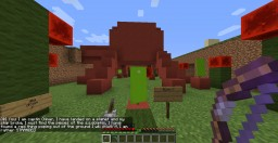 The Skinny pikmin Minecraft Map & Project