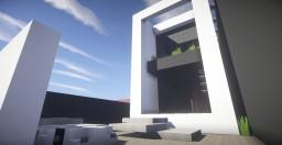Petite maison moderne Minecraft Map & Project