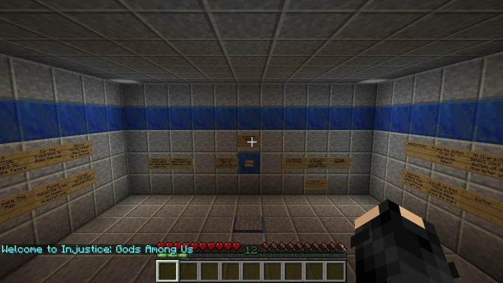 Injustice Gods Among Us Map Minecraft Project - Injustice god among us buttom map
