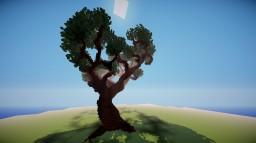 God Tree - By JoJoy Minecraft