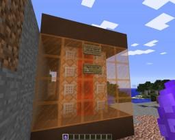 Diamond Mine Spawn Egg | One Command Minecraft Map & Project