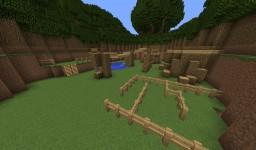 Zelda Ocarina of Time Minecraft Map & Project