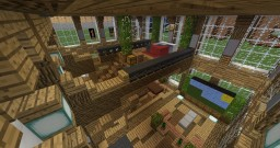 Gaussian (Penthouse | PMC Contest) Minecraft Map & Project