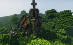 Medieval Church Minecraft