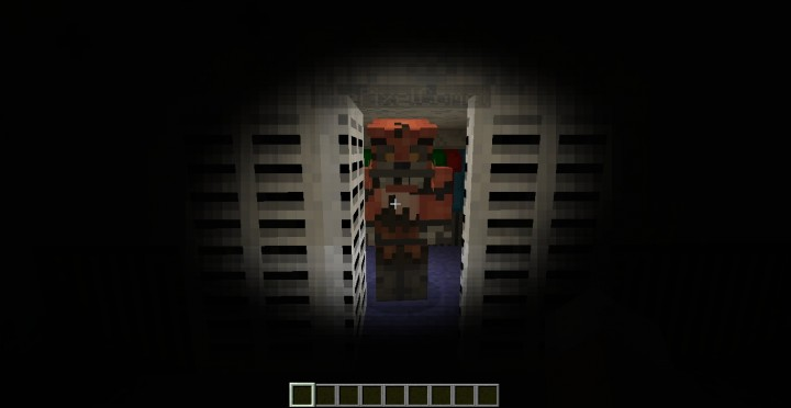 Five nights at freddy s 4 multiplayer map minecraft project