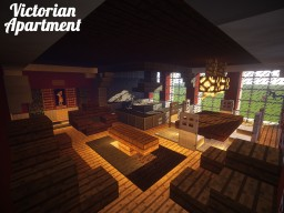 Victorian Apartment - Penthouse, Sweet! Minecraft Map & Project