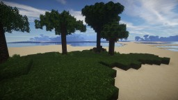 Custom Islands Terrain Minecraft Map & Project
