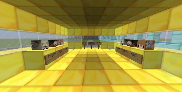 how to make a superflat world on minehut
