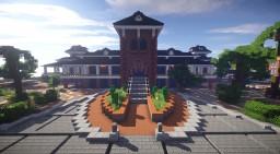 The University of Arizona Minecraft Map & Project