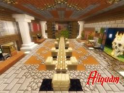 ''Aliquam'' The Italian Penthouse Minecraft Map & Project