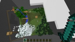 Hide and Go Seek - MulitBiome Minecraft Project