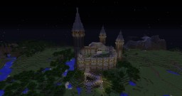 Lux Sola Castle Minecraft Map & Project