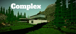 Modern house - Complex Minecraft Map & Project