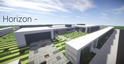Horizon - Modern House 2 Minecraft