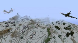 War Thunder: All Nations are at War! Minecraft Project
