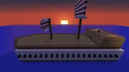 MCVS The Valiant Minecraft Map & Project