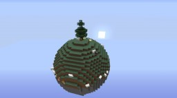 Planetoid Survival: Create a Civilization Minecraft