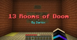 13 Rooms of Doom - A Minecraft Puzzle map! Minecraft