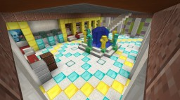 Steve's perfect suite Minecraft Map & Project