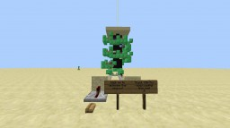 Rainbow Beacon! (Without Redstone Dust!) Minecraft Map & Project