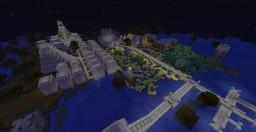 Aztec Swamp Minecraft Project