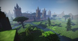 Fantasy Spawn-warzone pvp/faction Minecraft Map & Project