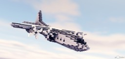 • C-130 Hercules - Cargo plane • Minecraft Map & Project